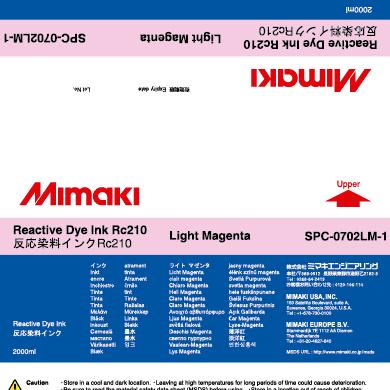 SPC-0702LM Rc210 ライトマゼンタ