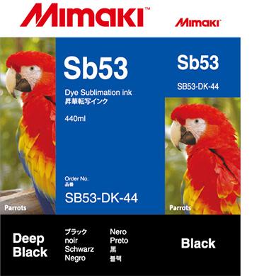 SB53-DK-44 Sb53 ディープブラック