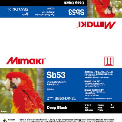 SB53-DK-2L Sb53 ディープブラック