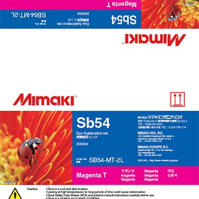 SB54-MT-2L Sb54 マゼンタT