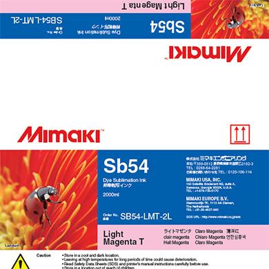 SB54-LMT-2L Sb54 ライトマゼンタT