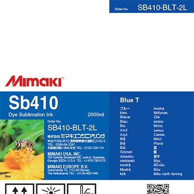 SB410-BLT-2L Sb410 ブルーT