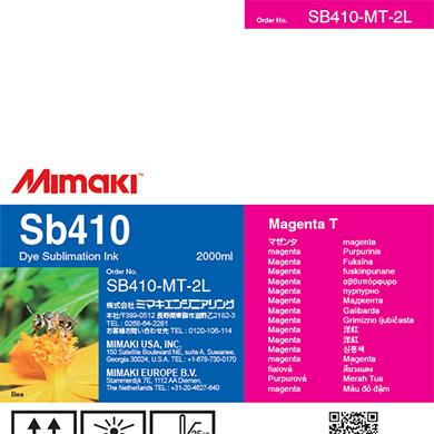 SB410-MT-2L Sb410 マゼンタT