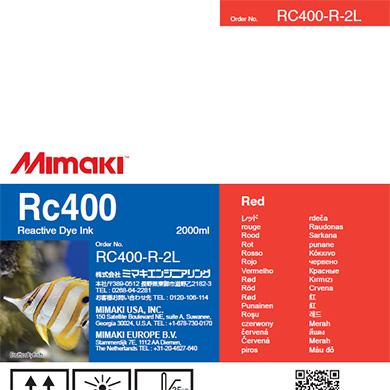 RC400-R-2L Rc400 レッド