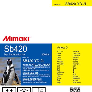 SB420-YD-2L Sb420 イエローD