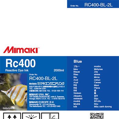 RC400-BL-2L Rc400 ブルー