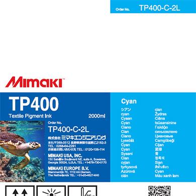 TP400-C-2L TP400 シアン