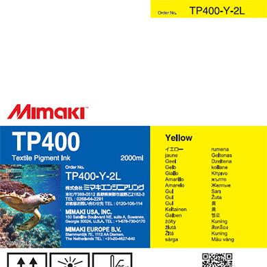 TP400-Y-2L TP400 イエロー