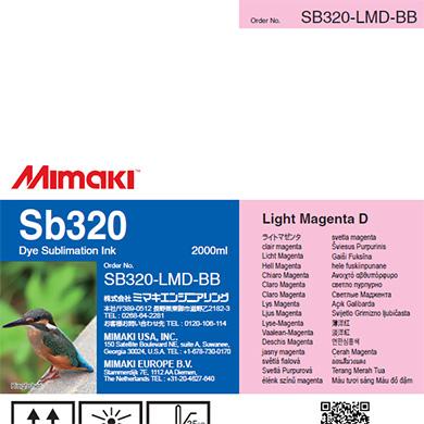 SB320-LMD-BB Sb320 ライトマゼンタD