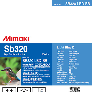 SB320-LBD-BB Sb320 ライトブルーD