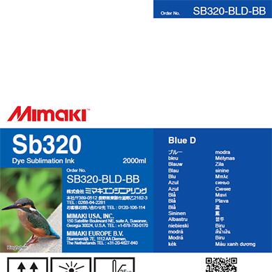 SB320-BLD-BB Sb320 ブルーD