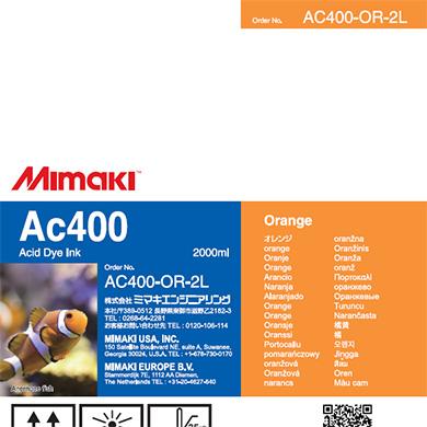 AC400-OR-2L Ac400 オレンジ