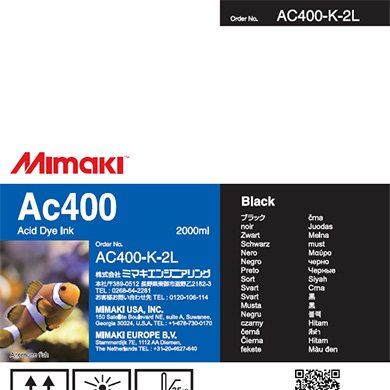 AC400-K-2L Ac400 ブラック