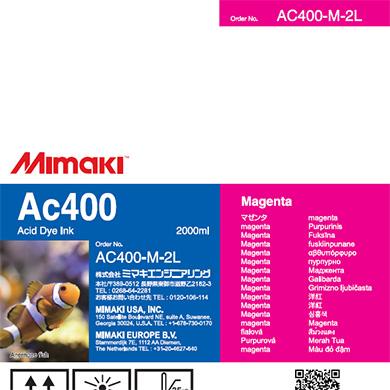AC400-M-2L Ac400 マゼンタ