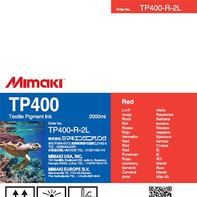 TP400-R-2L TP400 レッド