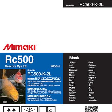 RC500-K-2L Rc500 ブラック