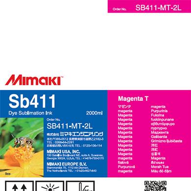 SB411-MT-2L Sb411 マゼンタT