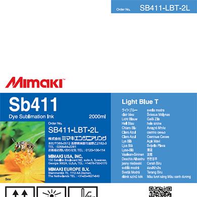 SB411-LBT-2L Sb411 ライトブルーT