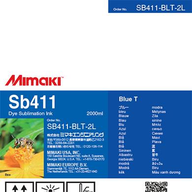 SB411-BLT-2L Sb411 ブルーT