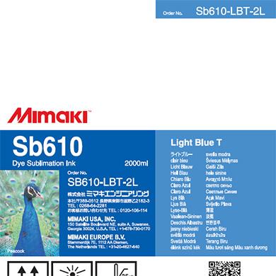 SB610-LBT-2L Sb610 ライトブルーT
