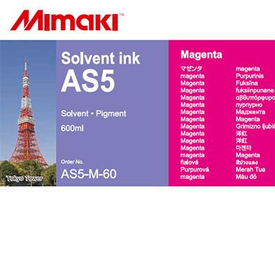 AS5-M-60 AS5 マゼンタ