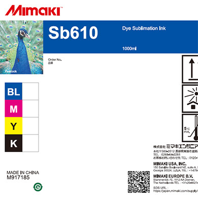 SB610-YT-BA Sb610 イエローT