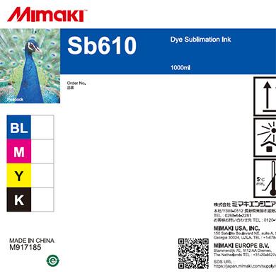SB610-MT-BA Sb610 マゼンタT